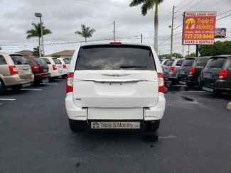 2014 Chrysler Town & Country Touring Wheelchair Van Handicap Ramp Van Pinellas Park, Florida 8