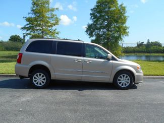 2014 Chrysler Town & Country Touring Wheelchair Van Pinellas Park, Florida 1