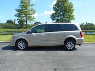 2014 Chrysler Town & Country Touring Wheelchair Van Pinellas Park, Florida 2