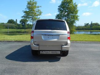2014 Chrysler Town & Country Touring Wheelchair Van Pinellas Park, Florida 4