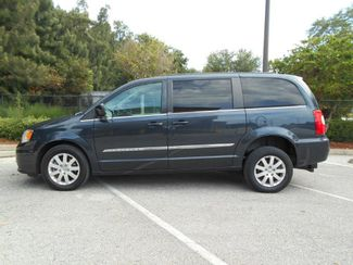 2014 Chrysler Town & Country Touring Wheelchair Van Handicap Ramp Van DEPOSIT Pinellas Park, Florida 1