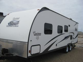 2014 Coachmen Freedom Express SOLD! Odessa, Texas 1