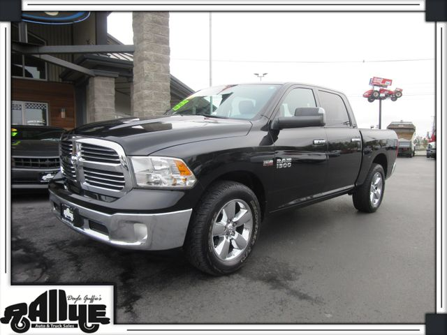 2014 Dodge 1500 Ram Big Horn C/Cab 4WD in Burlington WA, 98233