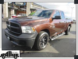 2014 Ram 1500 Tradesman C/Cab 4WD in Burlington, WA 98233