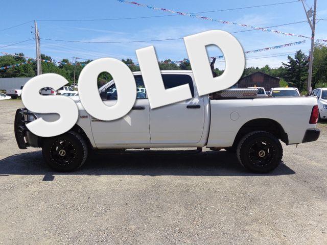 2014 Dodge 2500 Tradesman Hoosick Falls, New York