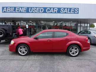 2014 Dodge Avenger SE  Abilene TX  Abilene Used Car Sales  in Abilene, TX