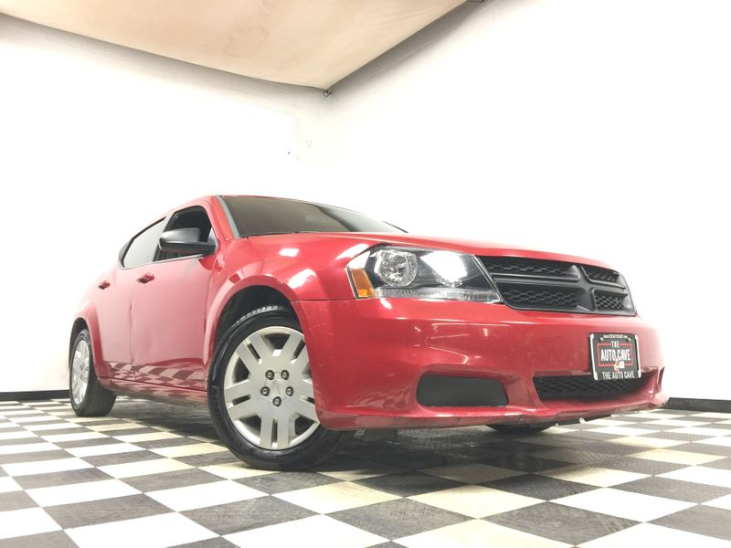 2014 Dodge Avenger *Affordable Financing*   The Auto Cave in Addison