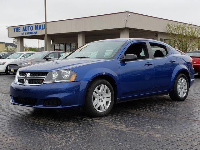 2014 Dodge Avenger SE | Champaign, Illinois | The Auto Mall of Champaign in Champaign Illinois
