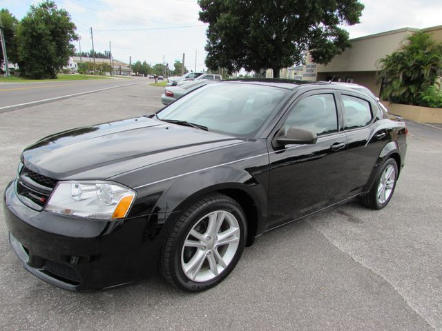 2014 Dodge Avenger SE in Clearwater Florida, 33773