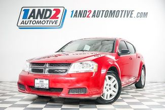 2014 Dodge Avenger SE in Dallas TX