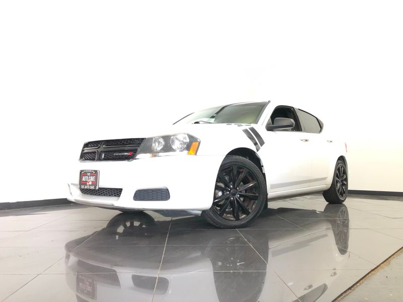 2014 Dodge Avenger *Approved Monthly Payments* | The Auto Cave in Dallas