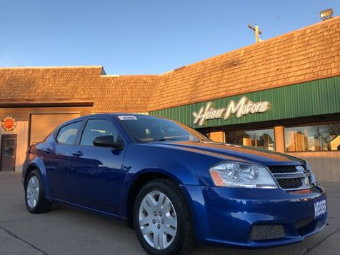 2014 Dodge Avenger SE Only 57,000 Miles in Dickinson, ND