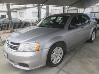 2014 Dodge Avenger SE Gardena, California