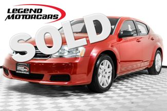 2014 Dodge Avenger SE in Garland