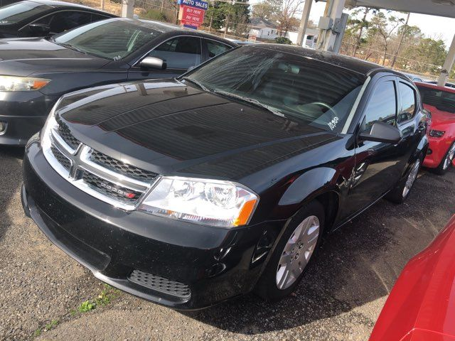 2014 Dodge Avenger SE - John Gibson Auto Sales Hot Springs in Hot Springs Arkansas