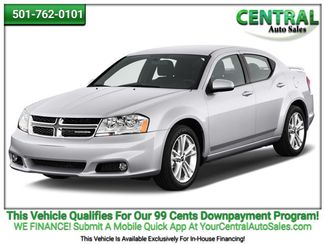 2014 Dodge Avenger SXT | Hot Springs, AR | Central Auto Sales in Hot Springs AR