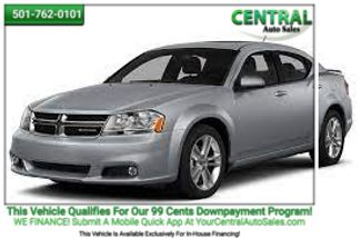 2014 Dodge Avenger SE | Hot Springs, AR | Central Auto Sales in Hot Springs AR