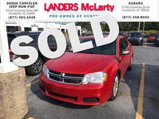 2014 Dodge Avenger SE | Huntsville, Alabama | Landers Mclarty DCJ & Subaru in  Alabama