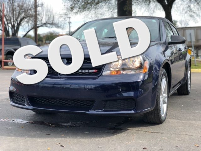 2014 Dodge Avenger SE in San Antonio, TX 78233