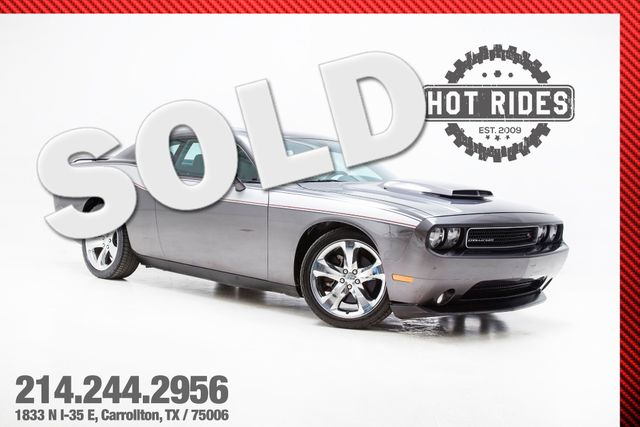2014 Dodge Challenger R/T Plus With Super Track Pack