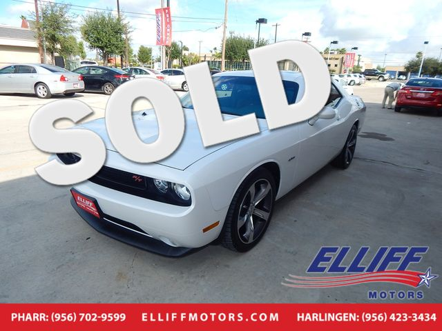 2014 Dodge Challenger HEMI R/T 100th Anniversary Appearance Group
