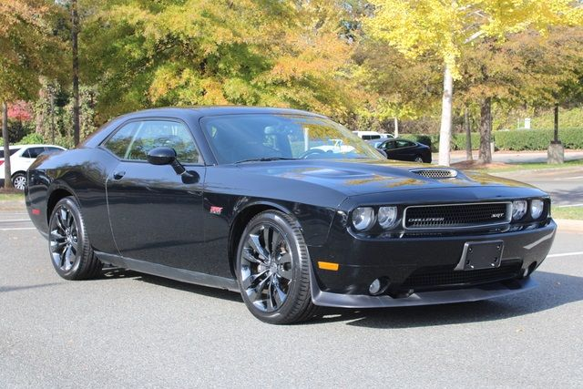 2014 Dodge Challenger SRT8 Core