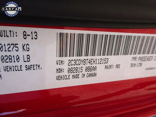 2014 Dodge Challenger R/T Madison, NC 40