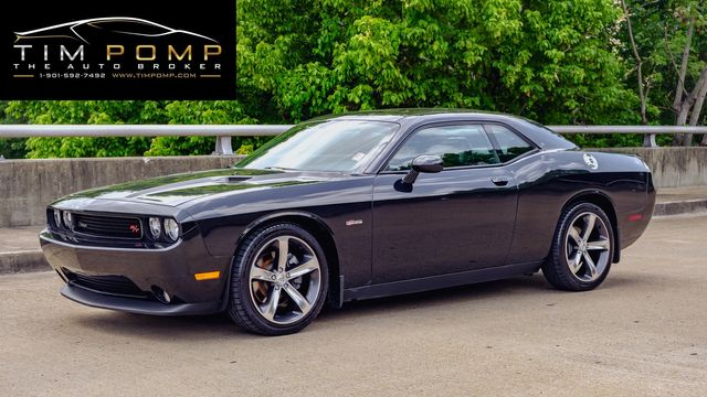 2014 Dodge Challenger R/T 100th Anniversary Appearance Group