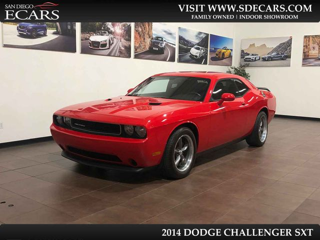 2014 Dodge Challenger SXT in San Diego, CA 92126