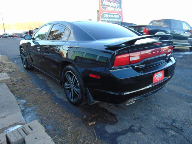 2014 Dodge Charger RT Plus AWD Alexandria, Minnesota 3