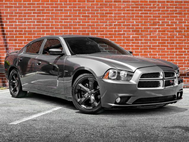 2014 Dodge Charger RT Salvage Burbank, CA 1