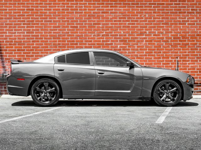 2014 Dodge Charger RT Salvage Burbank, CA 4