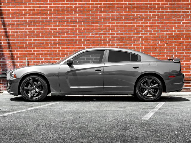2014 Dodge Charger RT Salvage Burbank, CA 5
