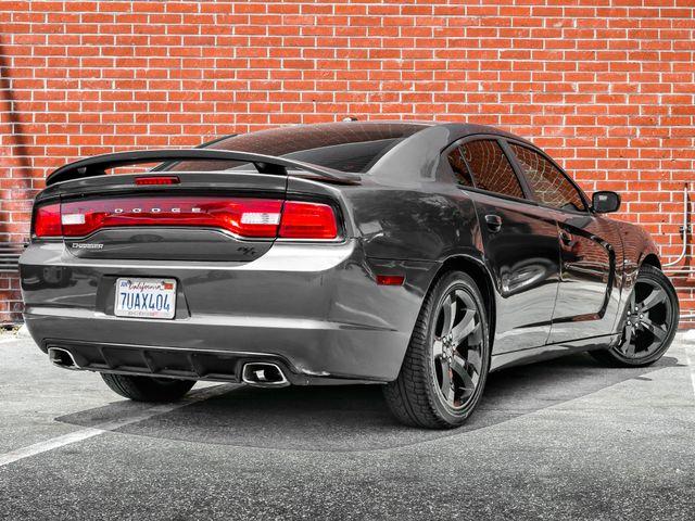 2014 Dodge Charger RT Salvage Burbank, CA 6