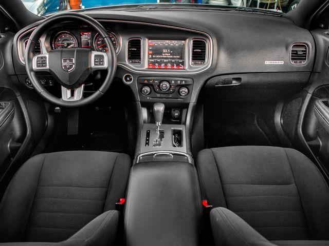2014 Dodge Charger RT Salvage Burbank, CA 8
