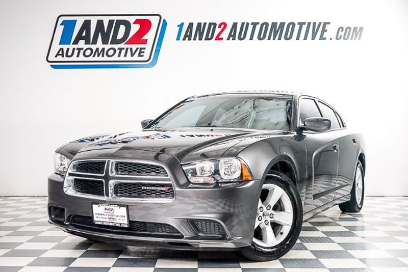 2014 Dodge Charger SE in Dallas TX