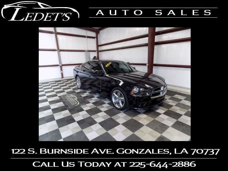 2014 Dodge Charger SXT - Ledet's Auto Sales Gonzales_state_zip in Gonzales Louisiana