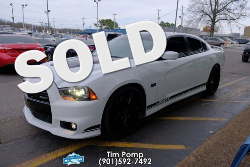 2014 Dodge Charger SRT8 | Memphis, Tennessee | Tim Pomp - The Auto Broker in Memphis Tennessee