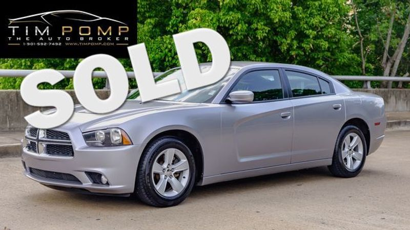 2014 Dodge Charger SE | Memphis, Tennessee | Tim Pomp - The Auto Broker in Memphis Tennessee