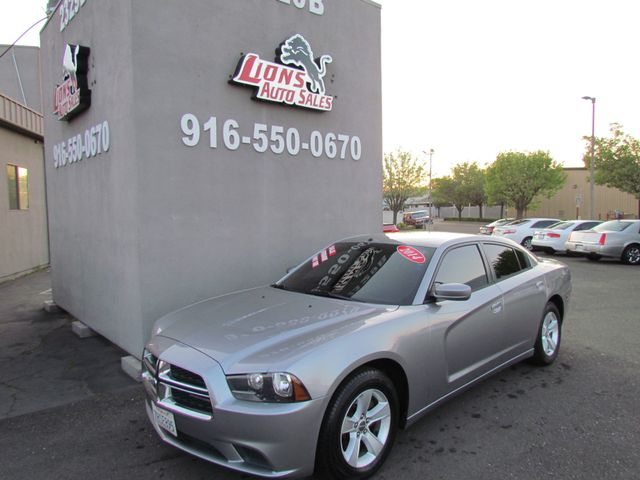 2014 Dodge Charger SE in Sacramento, CA 95825