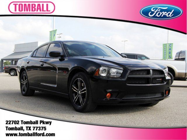 2014 Dodge Charger RT in Tomball, TX 77375