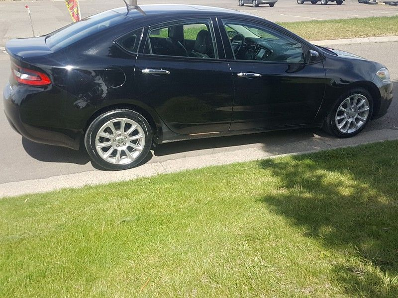 2014 Dodge Dart 4d Sedan Limited  city MT  Bleskin Motor Company   in Great Falls, MT