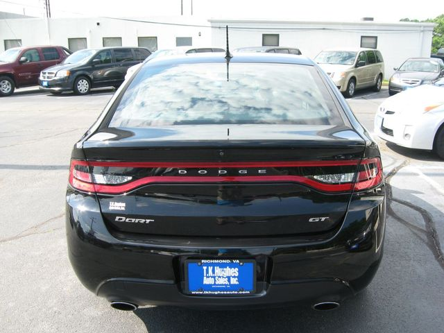 2014 Dodge Dart GT Richmond, Virginia 6