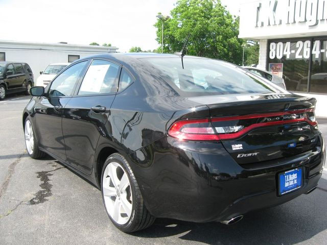 2014 Dodge Dart GT Richmond, Virginia 7