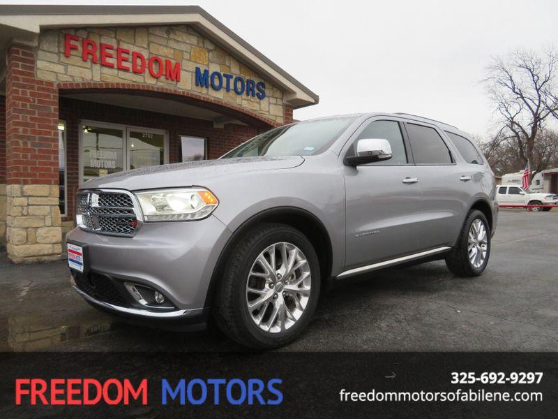 2014 Dodge Durango Citadel | Abilene, Texas | Freedom Motors  in Abilene Texas