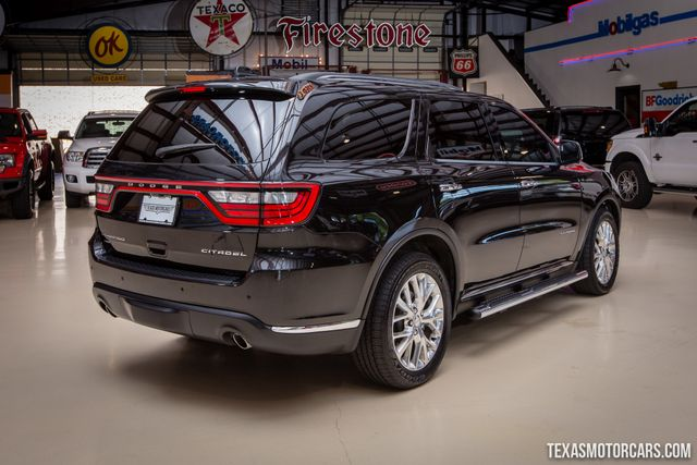 2014 Dodge Durango Citadel in Addison Texas, 75001