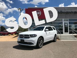 2014 Dodge Durango SXT in Albuquerque New Mexico, 87109