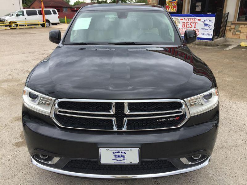 2014 Dodge Durango SXT  Brownsville TX  English Motors  in Brownsville, TX