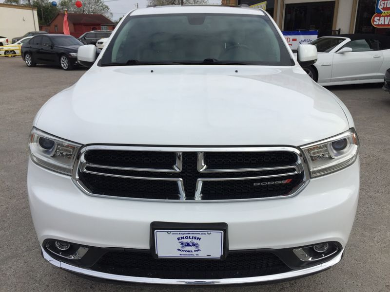 2014 Dodge Durango Limited  Brownsville TX  English Motors  in Brownsville, TX