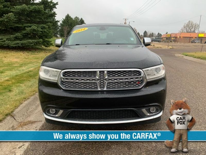 2014 Dodge Durango Citadel  city MT  Bleskin Motor Company   in Great Falls, MT